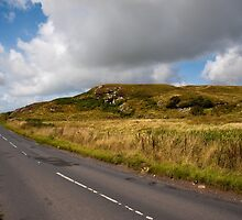 Islay road by Jaime Pharr