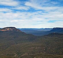 Jamison Valley - Katoomba by annadavies