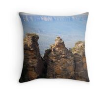 Three Sisters 2 - Katoomba Throw Pillow