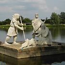 King Leah's Lake by David A. Everitt (aka silverstrummer)