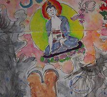 Toaster Buddha by Amanda Abella