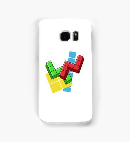 Tetris Blocks Samsung Galaxy Case/Skin