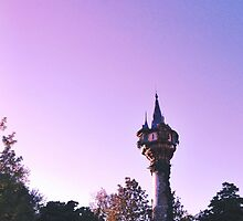 Rapunzel's Tower by andiesroom