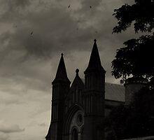 Bucfast Abbey by Mike Davitt