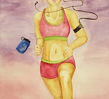Fitspiration? by debified