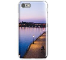 Sunset NETHERLANDS iPhone Case/Skin