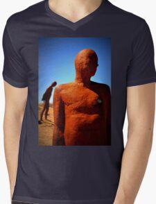 ~Sculpture~ Mens V-Neck T-Shirt