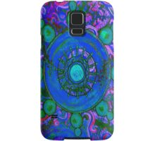 Dharma Wheel 1 Samsung Galaxy Case/Skin