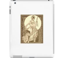 Celtic Lionesss iPad Case/Skin