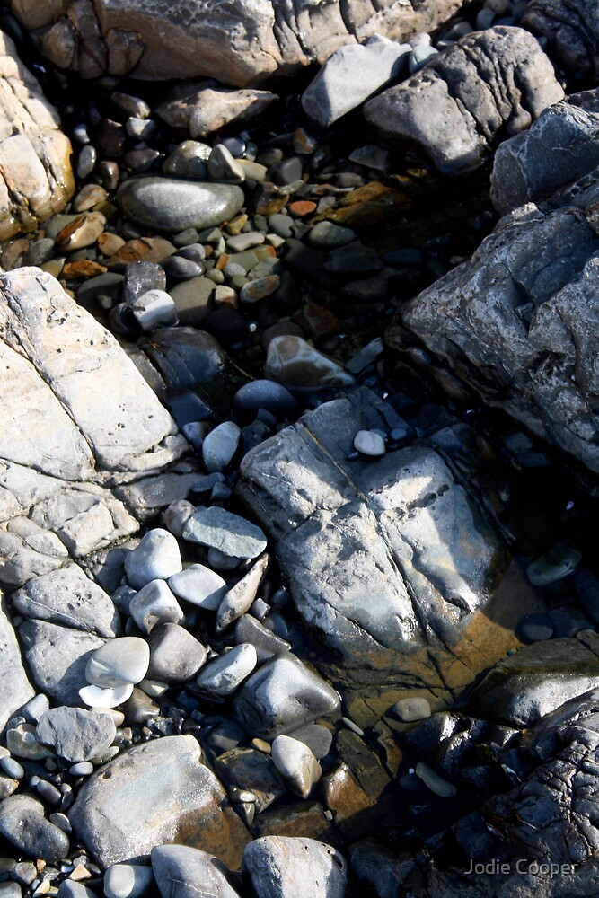 Rocks by Jodie Cooper