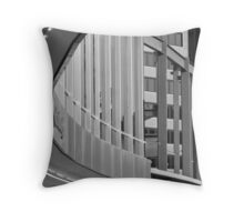 Hilton Remodle, Pittsburgh Throw Pillow