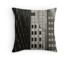 Downtown Pittsburgh Throw Pillow