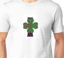 Celtic Cross Lorraine Unisex T-Shirt