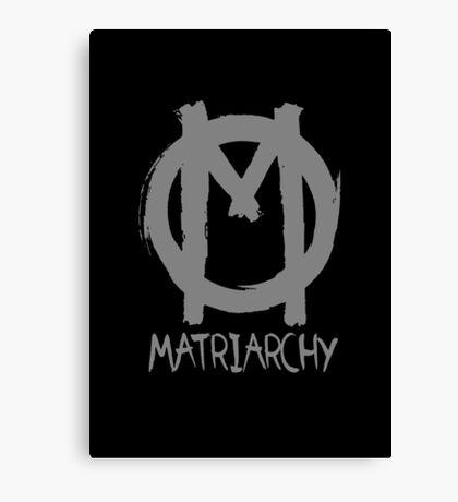 matriarchy Canvas Print