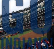 Cleveland Indians  by permanentjetlag