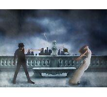 A Story Of Betrayal Photographic Print
