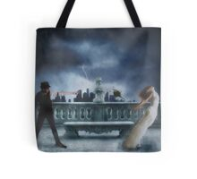 A Story Of Betrayal Tote Bag