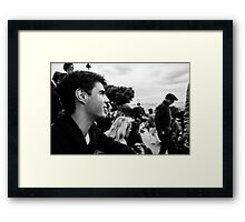 Timothy Framed Print