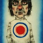 Keith Moon by James Money