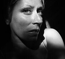 I Am Waiting III by Coriander Sievers