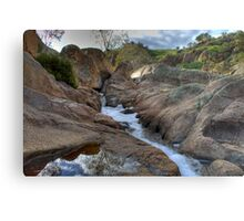 Reedy Creek Waterfalls Metal Print
