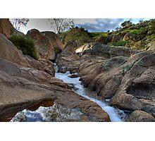 Reedy Creek Waterfalls Photographic Print