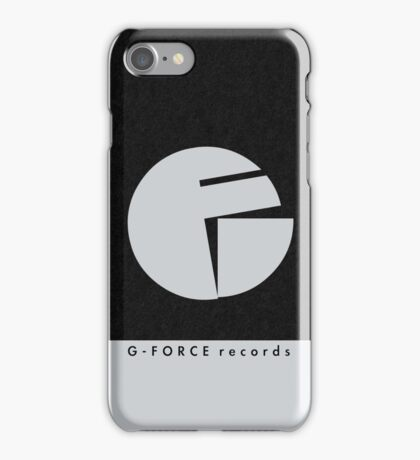 G-Force Records iPhone Case/Skin