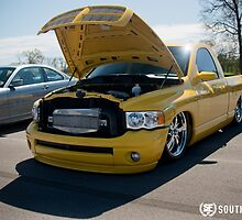 Procharged Dodge Ram by Ty  Cobb