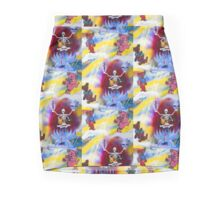 All Bears Go to Heaven - Design 3 Mini Skirt