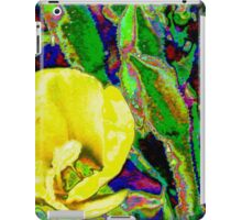Bet You Have Never Seen a Buttercup Like This! iPad Case/Skin