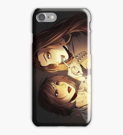 LIGHTER Red Queen iPhone Case/Skin