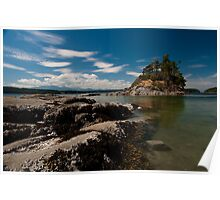 Wallace Island Provincial Marine Park Poster