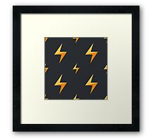 Electric Framed Print