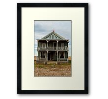 Hotel Cat Framed Print