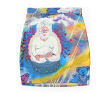 All Bears Go to Heaven - Design 2 Pencil Skirt