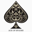 Ace of spades II by Marco Recuero