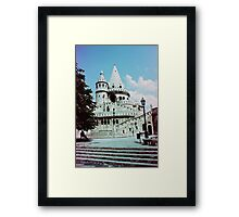 Fishermen's Bastion I Framed Print