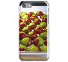 Pistachio and cherry iPhone Case/Skin