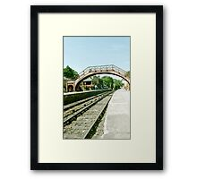 Goathland Station - North Yorkshire Framed Print