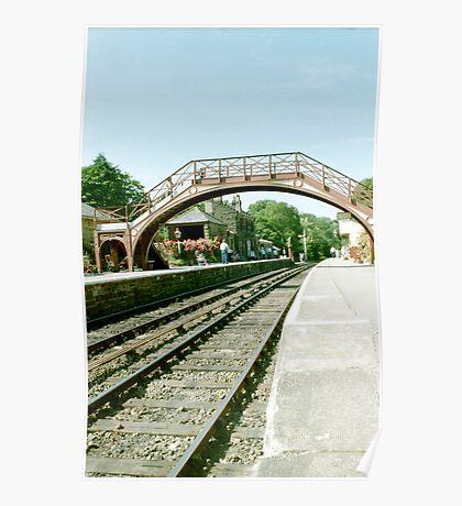 Goathland Station - North Yorkshire Poster