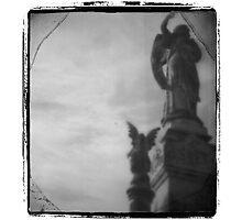 Angels in the skye by Zeanne