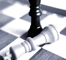 Check Mate by trwphotography