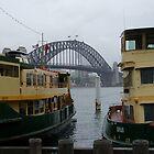 Sydney harbour by RaiZdbyDINGOES