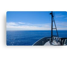 The North Pacific Canvas Print