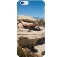 Utah Rocks II iPhone Case/Skin