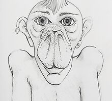 Pigman by SHOI Images