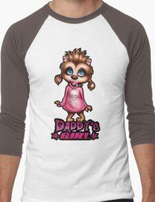 Daddy's Girl Men's Baseball ¾ T-Shirt