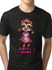 Daddy's Girl Tri-blend T-Shirt