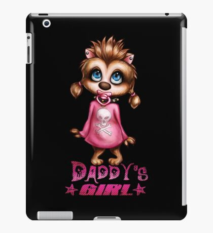 Daddy's Girl iPad Case/Skin