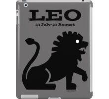 Signs of the Zodiac:   LEO iPad Case/Skin